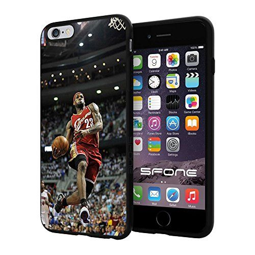 """Lebron James Basketball #2286 iPhone 6 Plus (5.5"""") I6+ Case Protection Scratch Proof Soft Case Cover Protector SURIYAN http://www.amazon.com/dp/B00X5WTF88/ref=cm_sw_r_pi_dp_T6sxvb1EE4E2G"""