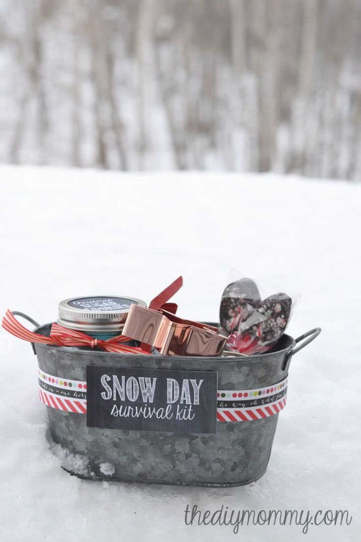Snow Day Survival Kit  - CountryLiving.com