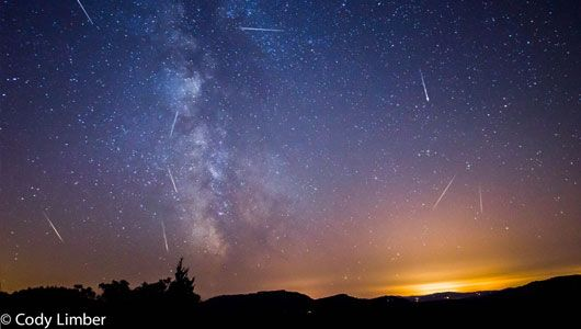 It's not too late to observe the beauty of this annual meteor shower.