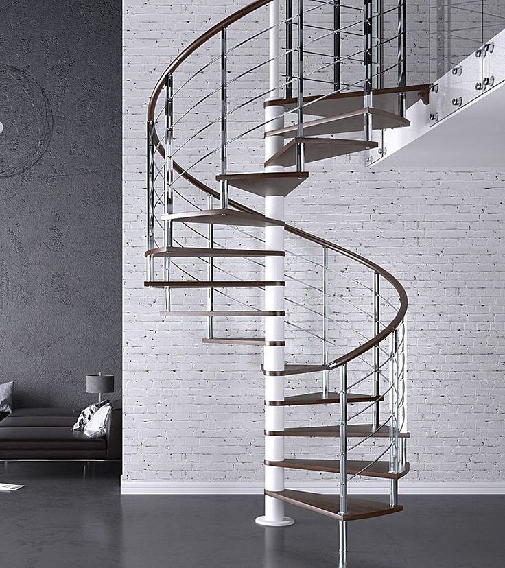 Best Apollo Stainless Steel Spiral Staircase Custom Spiral 400 x 300