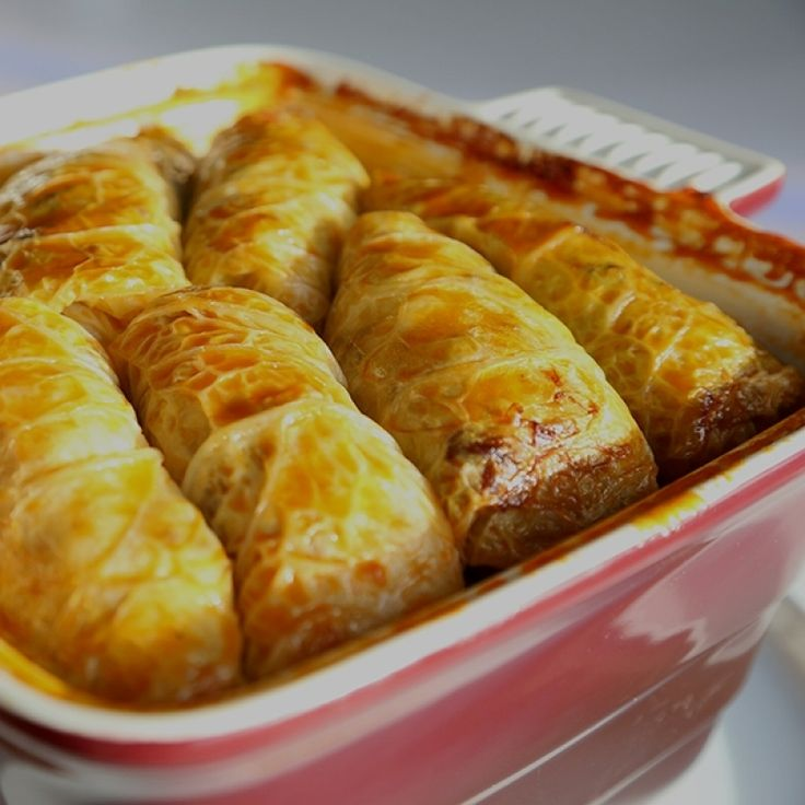 Stuffed with Ground Beef and Rice, this Savoy Cabbage Roll Recipe is easy to make and super delicious.