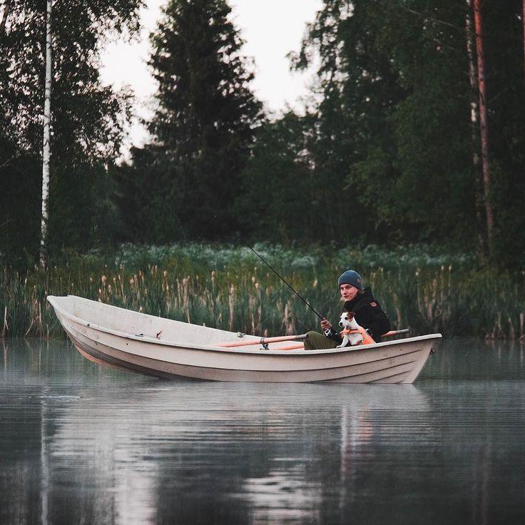 Midnight in Finland.