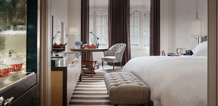 Hotel Rosewood London | #londres #hotel