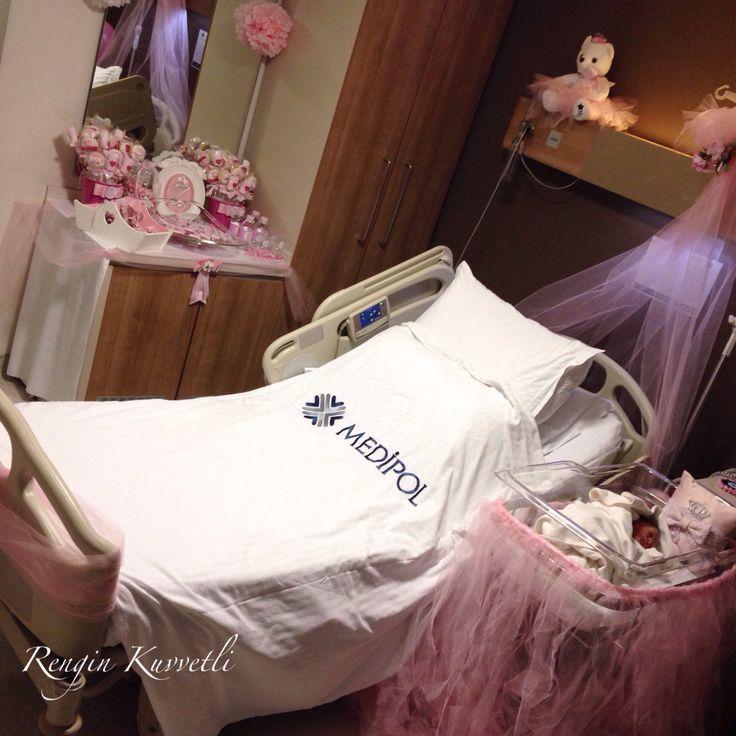 Hastane Odası Organizasyonu / Newborn Organization