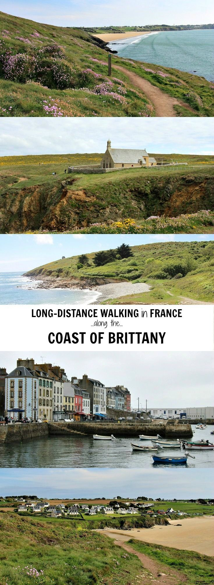 Explore rural France on a 11-day walk following the GR 34 along the coast of Brittany from Camaret-sur-Mer to Audierne.