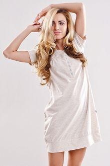 Koszula 5009 # S szary melanż T