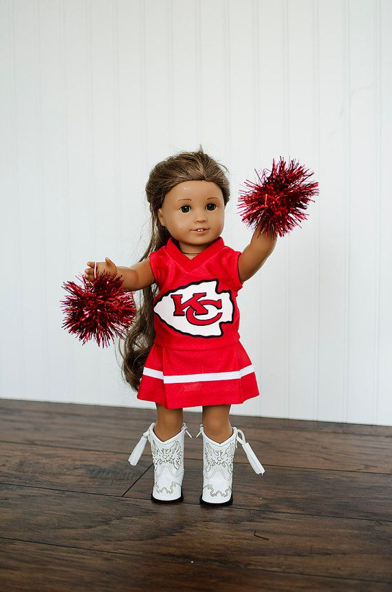 American Girl Doll NFL Kansas City Chiefs football cheerleader outfit https://play.google.com/store/music/artist?id=Aoxq3iz645k55co23w4khahhmxy&feature=search_result