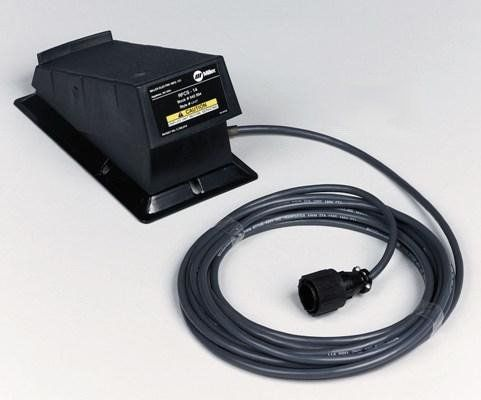 Foot Control by Miller Electric Mfg Co. $276.51. MIL194744 Features: -Price Is For One Each -Minimum Order Of 1.-Genuine Miller Replacement Parts.-UNSPC CODE: 23171500.-Machine Accessories Machine Accessories welders accessory welder.-RFCS 14HD FOOT CONTROL.