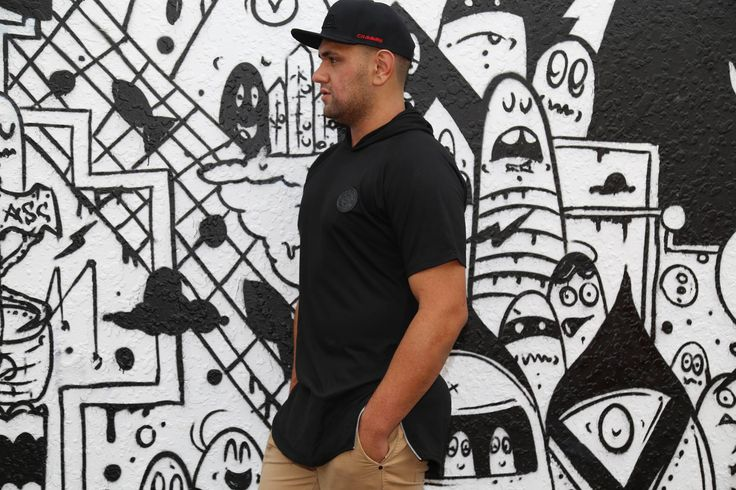 Maori clothing with a splash of Ta Moko Maori art and designs.