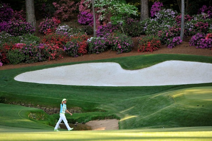 The Masters in Augusta,GA