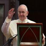 Papa Francisco en el rezo del Ángelus: La fiesta de Inmaculada se resume en esto, todo es gracia