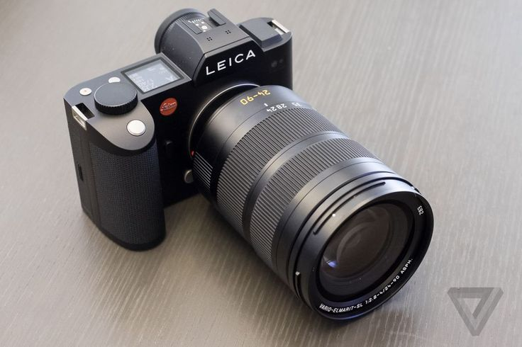 Leica's latest camera aims to take on the big guns of the photography world | The Verge