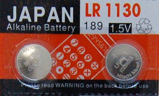 Check out our Alkaline LR and High Voltage Range LR1130 at http://watch-batteries-australia.com.au/index.php/watch-batteries/alkaline-lr-range/lr1130.html  Enjoy a flat rate shipping of only AUD$1.50 on all orders!!!  #WatchBatteriesAustralia #WatchBattery #WatchBatteryReplacement #AlkalineLRandHighVoltageRange #AlkalineWatchBattery #AlkalineLRandHighVoltageRangeLR1130 #LR1130