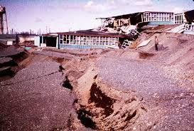 Image result for 1964 alaska earthquake