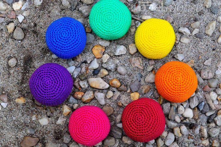 41 besten jonglierball Bilder auf Pinterest | Stricken häkeln ...