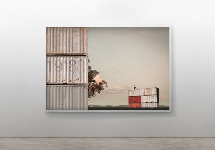 Container Field, Lindsay Blamey