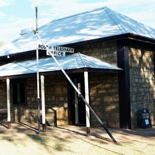 Check out this list: A Northern Territory History Tour