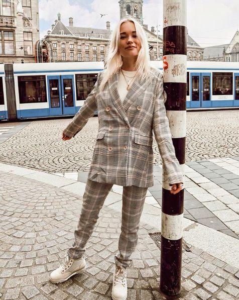 f93a413be85 Beige FILA Veterboots GRUNGE MID em 2019   Não deu certo!   Fashion, Grunge  e How to wear