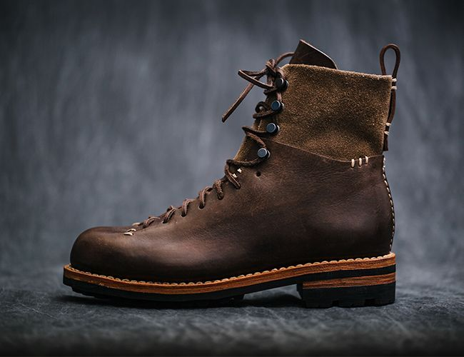 Military Hiker Boot by Feit $800