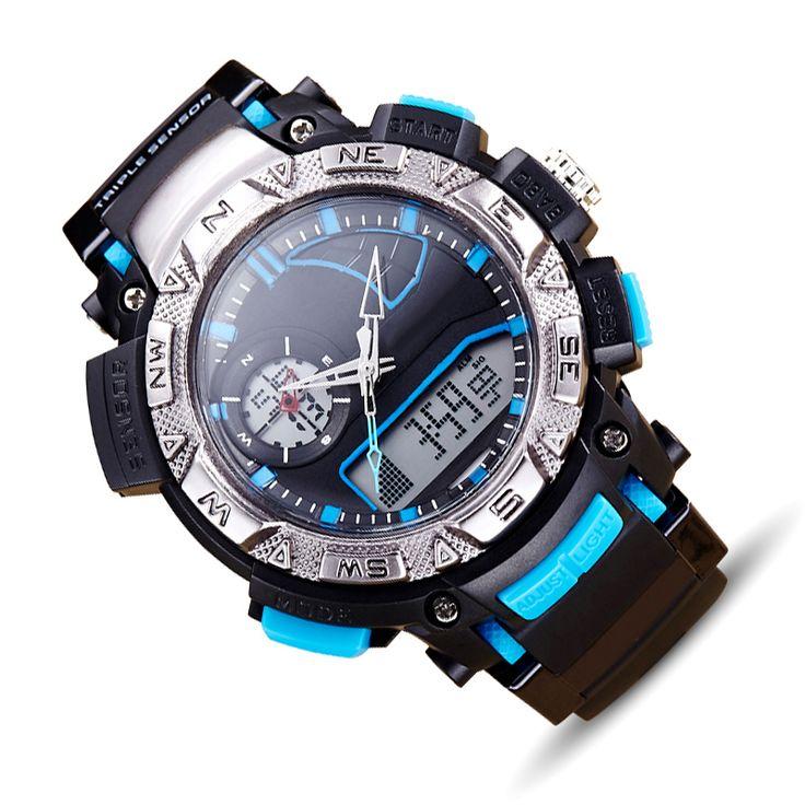 Sports Watches Shock Big Watch for Men relogios Automatic Waterproof Watch Men Fashion Watches Quality Clock Wristwatch g-shock