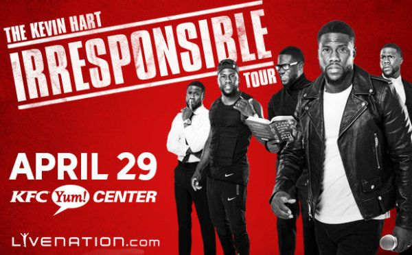 I just entered to win Kevin Hart tickets!