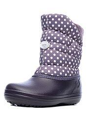 Дутики Дюна  Красивая и теплая обувь в зимний период - что может быть лучше?! Представленные в разных цветовых вариантах сапожки решают главную задачу - сохранять ноги в тепле и сухости. Для достижения этой цели использовались современные грязе- и водоотталкивающие материалы: Du-light для основы сапога и водонепроницаемая ткань для голенища. Обе поверхности просты в уходе и защищают ноги от воды и грязи. Особые прочностные характеристики использованных материалов обещают долгую эксплуатацию…