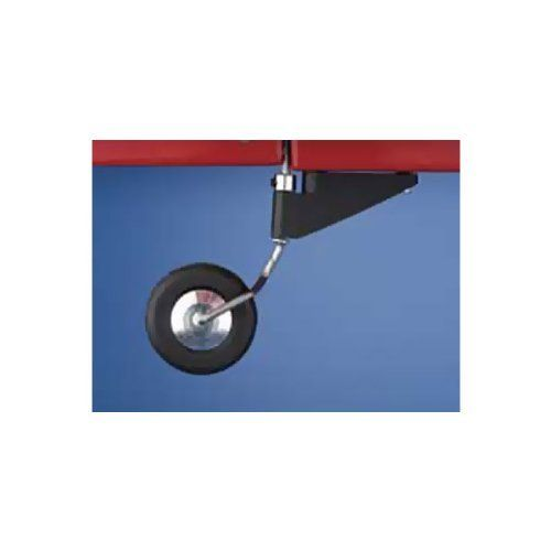 375 Tail Wheel Bracket .40 Size by Dubro. $5.00. TAIL WHEEL BRACKET