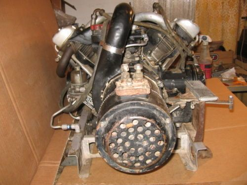 Auxiliary-Power-Unit-Andover-V-32-D2-1-vintage-WWll-air-force-type-D2