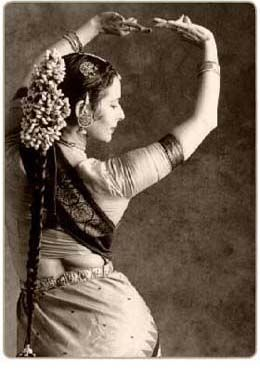"""""""The great wonder of Indian dance is that it can be both an act of religious devotion and a superb entertainment at the same time. In a successful performance, philosophy and human emotion blend in a subtle combination, which gives a special flavor to every sound and movement. The aural aspect of a concert is as important as the visual."""""""