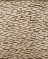 """Loloi Rugs   """"Tobacco"""" this is a great neutral rug that would be lovely on your tile.  You can really do any color pillows on the sofa with this rug.  Wool."""