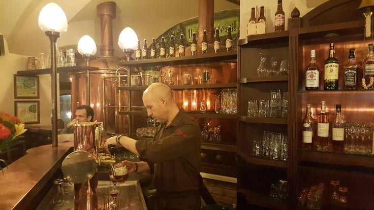 Prague's Beer Sanctuary