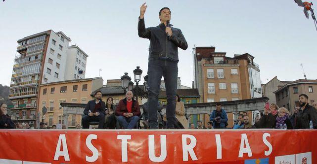 Pedro Sánchez se acerca a los sindicatos para reconquistar el PSOE