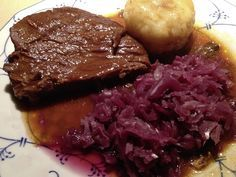 Schmorbraten vom Rind, ein sehr leckeres Rezept aus der Kategorie Rind. Bewertungen: 47. Durchschnitt: Ø 4,5.