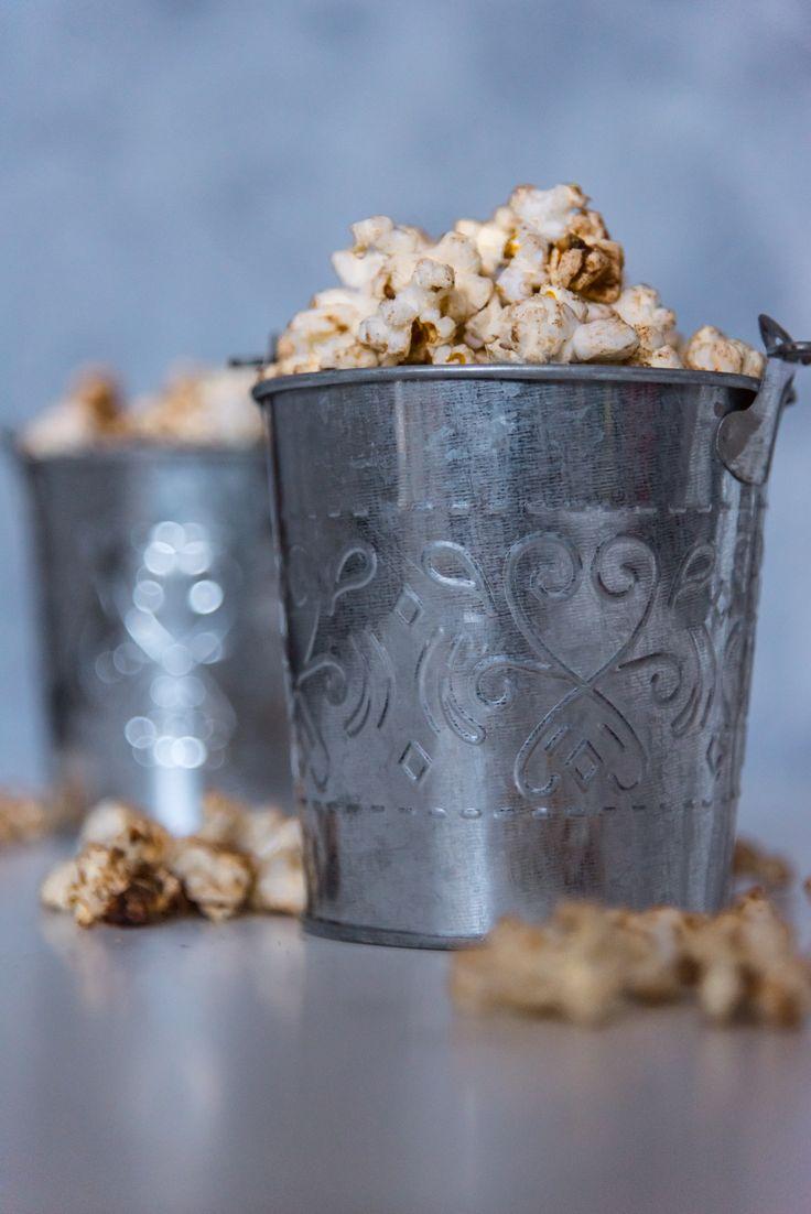 Zimt-Zucker Popcorn, das geht so schnell und einfach!
