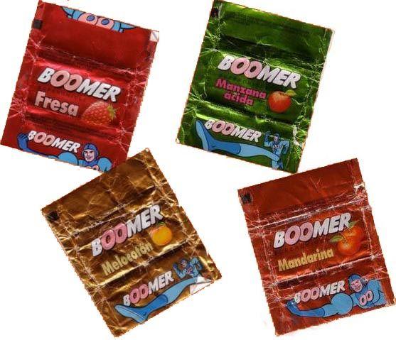 Los chicles boomer.