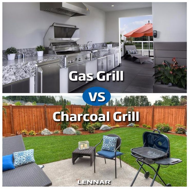 Happy Friday Eve Atlanta! Gas vs Charcoal: Summer's Most Important Decision. Which do you prefer?