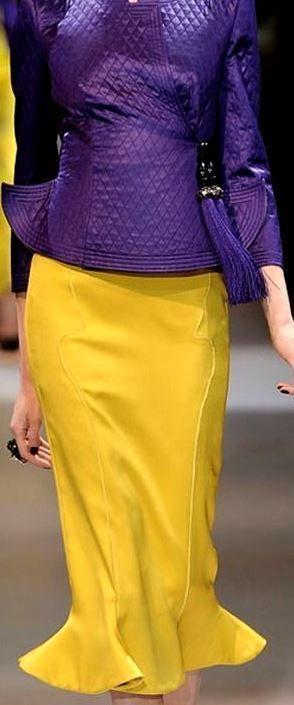 Resultado de imagem para purple yellow