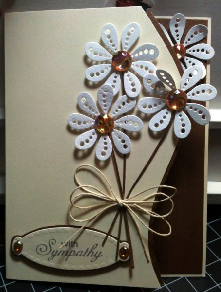 In Sympathy by cwedra - Cards and Paper Crafts at Splitcoaststampers