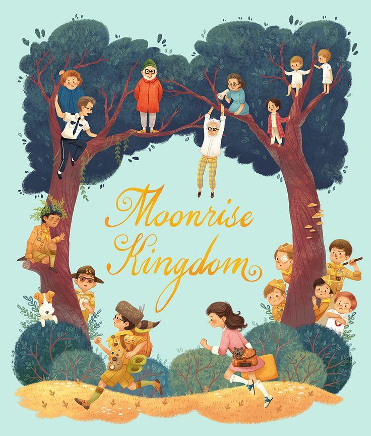 87 best Moonrise Kingdom images on Pinterest