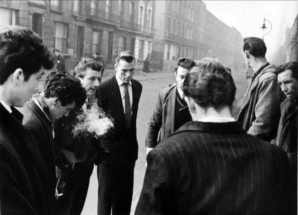 Roger Mayne    Gambling Group  1958
