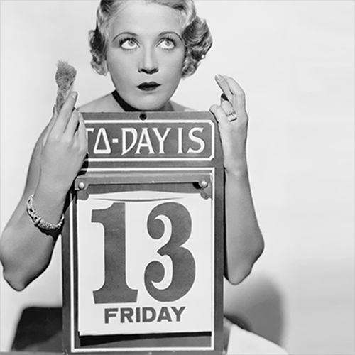 TOP 13 'FRIDAY THE 13TH' SUPERSTITIONS!