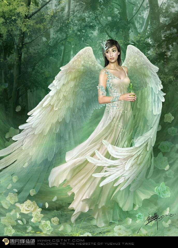 345 best garden angels images on pinterest
