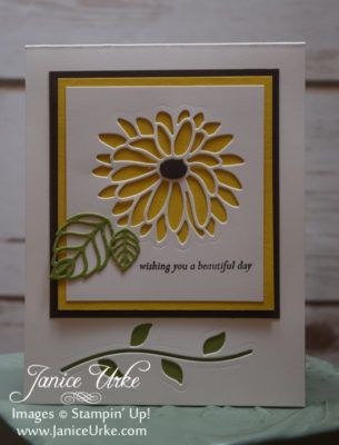 February Card Buffet 2017 | Stamping With Class | Janice Urke | Independent Stampin' Up! Demonstrator