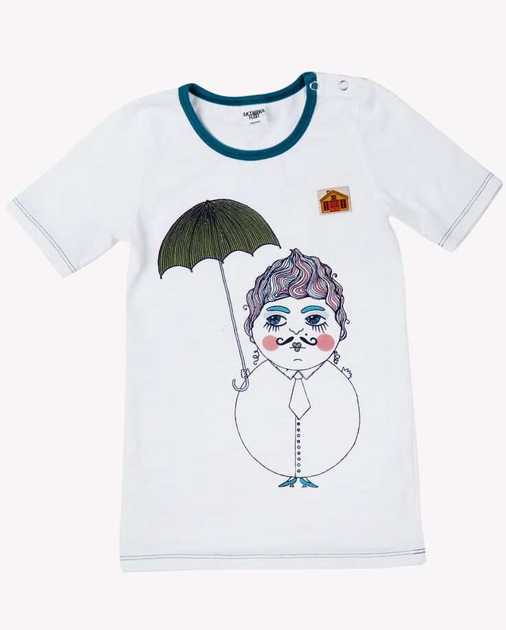 T-Shirt August-Marie (Modeerska Huset) - www.guili.pt
