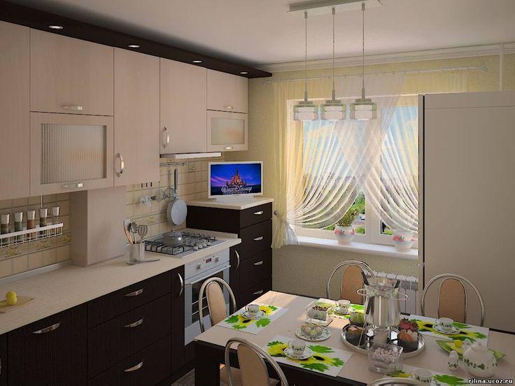 кухни - Фотоальбомы - Дизайн интерьера