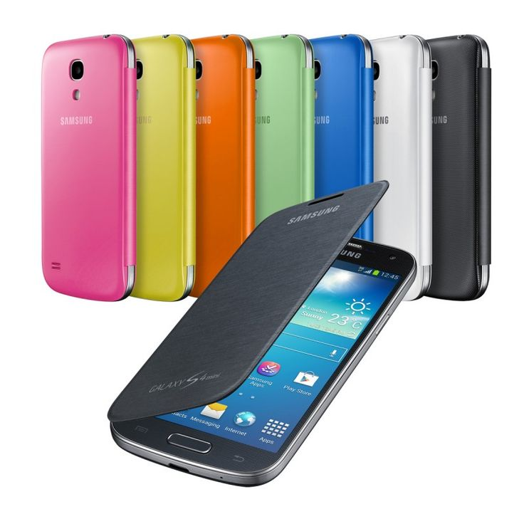 Samsung Galaxy SIV mini Flip Cover, Etui z klapką do GALAXY S4 mini