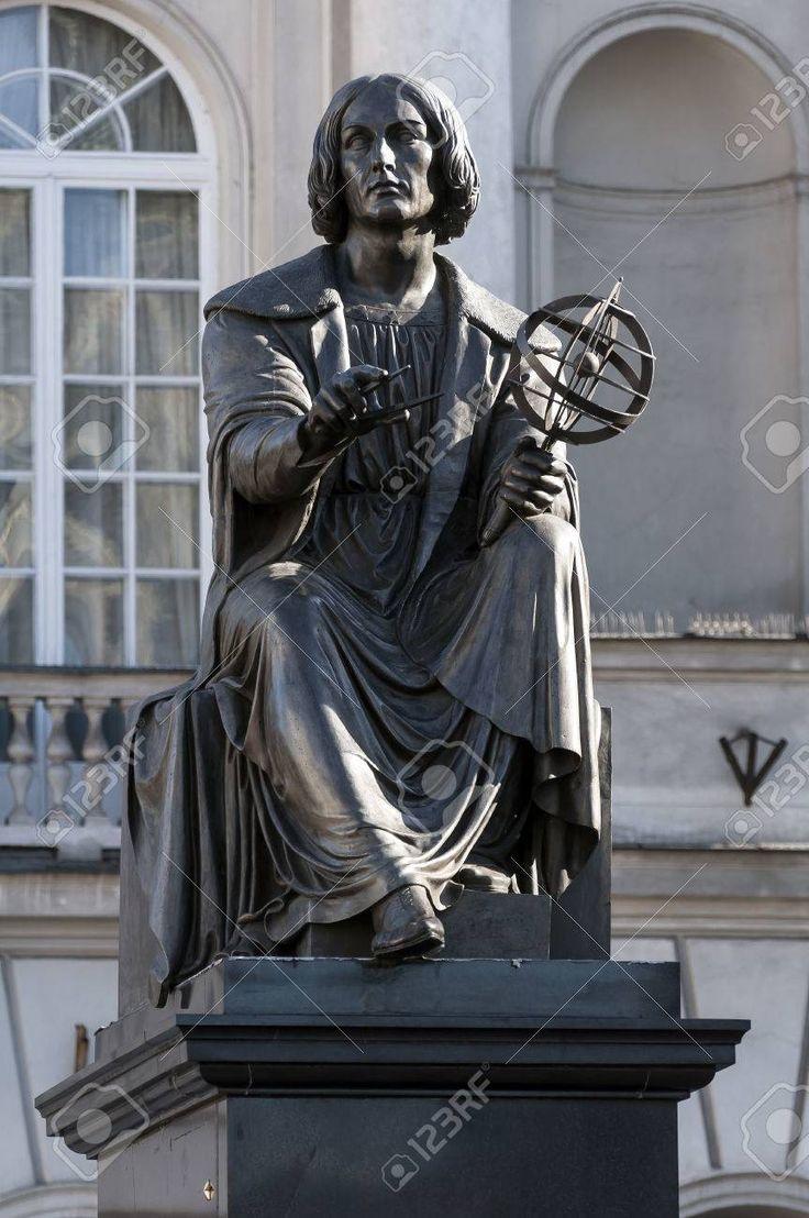 Pomnik Mikołaja Kopernika w Warszawie, Thorvaldsen, 1 poł XIX