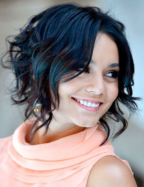 Peachy 1000 Images About Short Wavy Hairstyles On Pinterest Bobs Short Hairstyles Gunalazisus