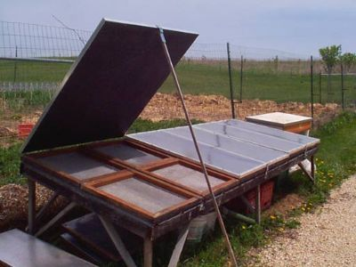 I am building one of these this weekend to recycle some of my spent beer grains.