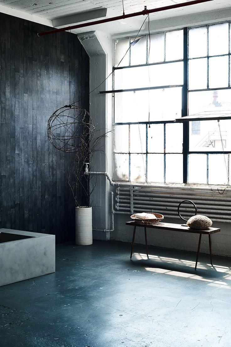 Industrial living - Urban Pioneers by Sara Emslie